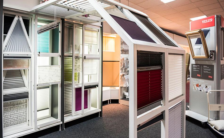 farbenkrauth Raumausstattung Detailbild: Gardinen und Sonnenschutz