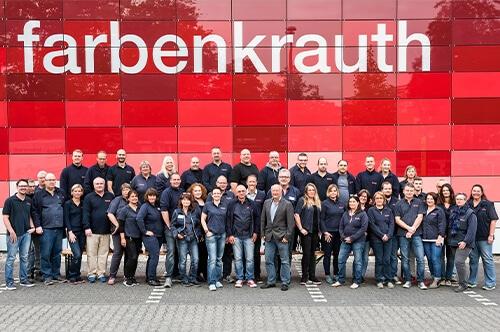 Farbenkrauth – Unser Unternehmen