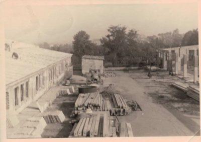 Bau Fabrikhalle Noackstraße