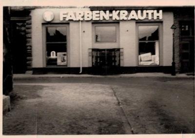 Schaufenster Elisabethenstraße