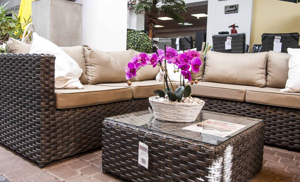 Strapazierfähige Gartenmöbel für Ihre freie Zeit.