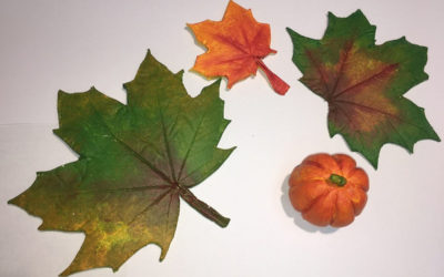 Herbstliche Deko